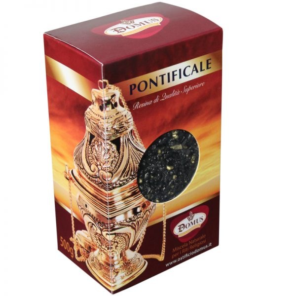 Incenso Pontificale 500 gr