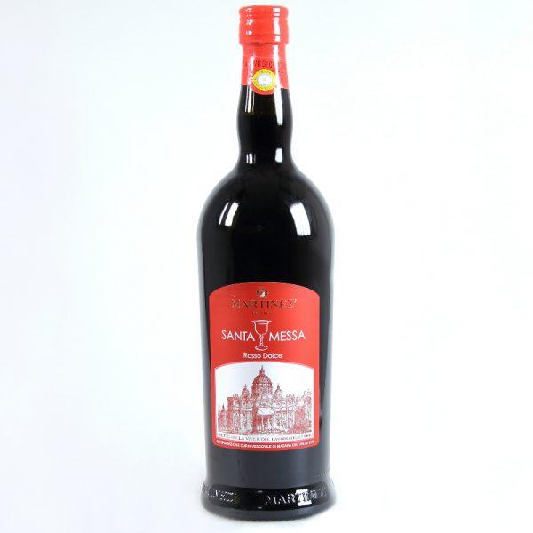 Vino liquoroso rosso dolce 1 litro